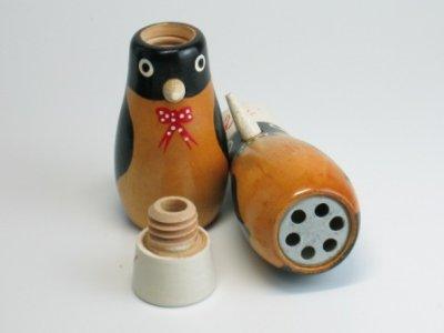 画像2: 北欧調味料いれ ソルト&ペッパー ペンギン
