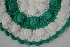 画像4: 北欧 手編みの鍋敷き/ポットホルダー (4)