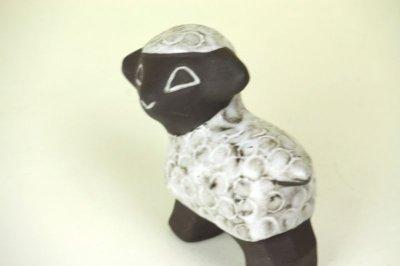 画像2: Keiwar Keramik Karl Erik Iwar/子羊のオブジェ