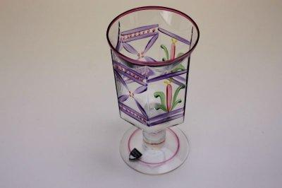 画像1: Orrefors Eva Englund Cocktailglas/オレフォス カクテルグラス