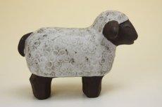 画像2: Keiwar Keramik Karl Erik Iwar/羊のオブジェ (2)