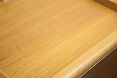 画像9: 北欧アンティーク/ソーイングテーブル 備品付 (9)