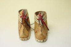画像3: 北欧 白樺オブジェ/木靴 (3)
