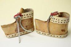 画像6: 北欧 白樺オブジェ/木靴 (6)