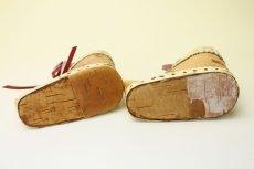 画像7: 北欧 白樺オブジェ/木靴 (7)