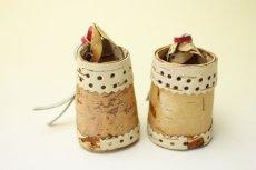 画像5: 北欧 白樺オブジェ/木靴 (5)
