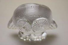 画像5: Royal Krona Lisa Larson uggla/クリスタルガラス フクロウ (5)