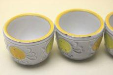 画像8: Upsala Ekeby Mari Simmulson Egg cup/マリ・シミュルソン エッグカップ4セット (8)