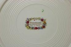 画像6: Wedgwood Florabunda Plate/ウェッジウッド プレート (6)