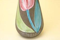 画像3: Upsala Ekeby Mari Simmulson Vase/マリー・シミュルソン フラワーベース (3)
