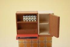 画像5: Lundbyドールハウス/ミニチュア家具 レンジ (5)