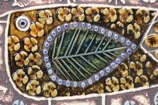 画像10: LISA LARSON UNIK Faglar/リサ・ラーソン 二羽の鳥  陶板 (10)