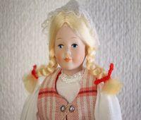 北欧の人形