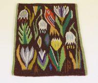 フレミッシュ織タペストリー
