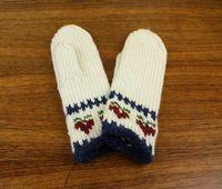 手袋、ミトン
