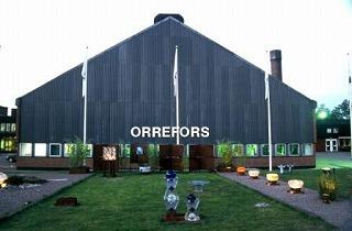 Orrefors Glasbruk/オレフォス