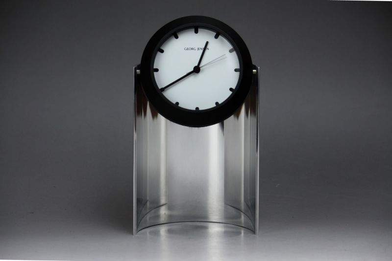 画像1: GEORG JENSEN Classic Desk Clock/ジョージ・ジェンセン デスククロック (1)