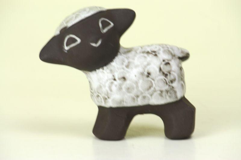画像1: Keiwar Keramik Karl Erik Iwar/子羊のオブジェ (1)
