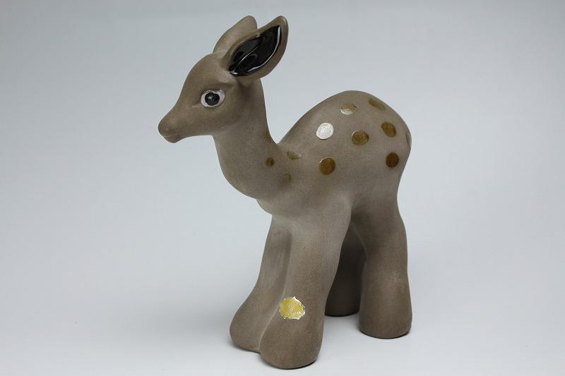 画像1: Upsala Ekeby Dorothy Clough Bambi/ウプサラエクビイ ドロシー・クラフ バンビ (1)