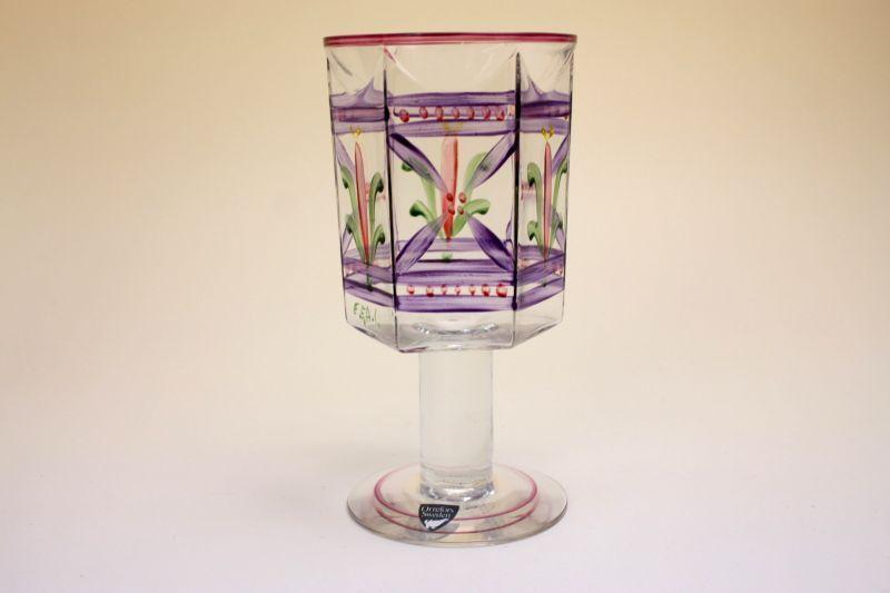 画像1: Orrefors Eva Englund Cocktailglas/オレフォス カクテルグラス (1)