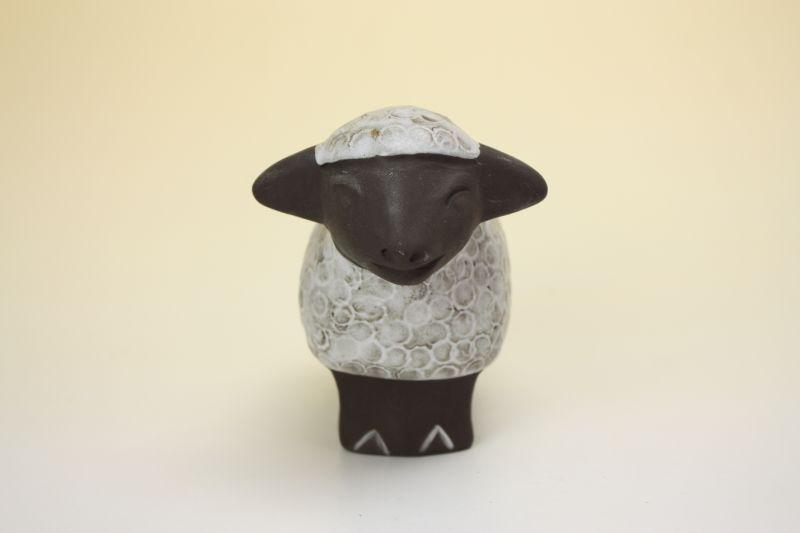 画像1: Keiwar Keramik Karl Erik Iwar/羊のオブジェ (1)