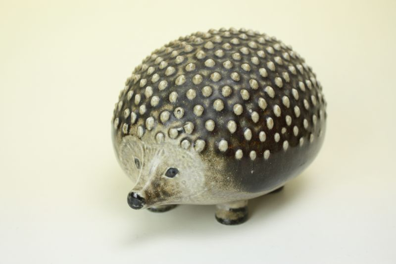 画像1: Lisa Larsonリサ・ラーソンWWF Utrotningshotade Djur Hedgehog/ハリネズミ (1)