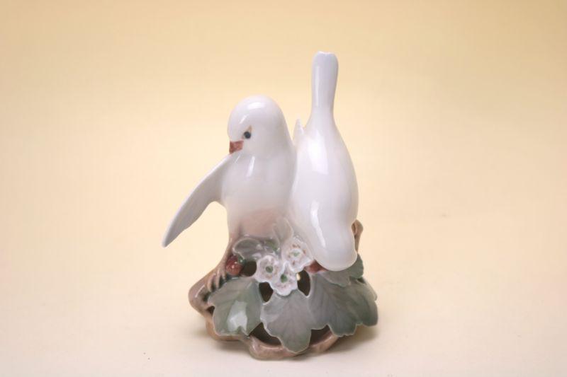 画像1: Royal Copenhagen Lovebirds/ロイヤル・コペンハーゲン ラヴバード (1)