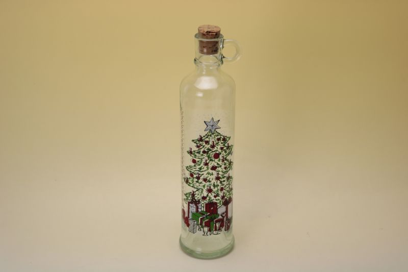 画像1: Holmegaard Christmas Decanter/ホルムガード クリスマスボトル (1)