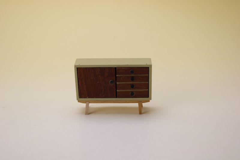 画像1: Lundbyドールハウス/ミニチュア家具 サイドボード (1)
