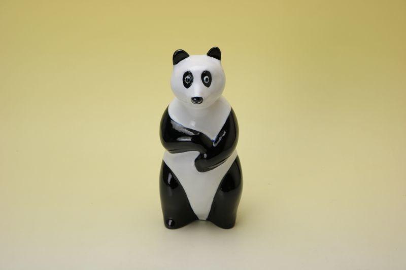 画像1: Upsala Ekeby Mari Simmulson sittande panda/マリ・シミュルソン パンダ (1)