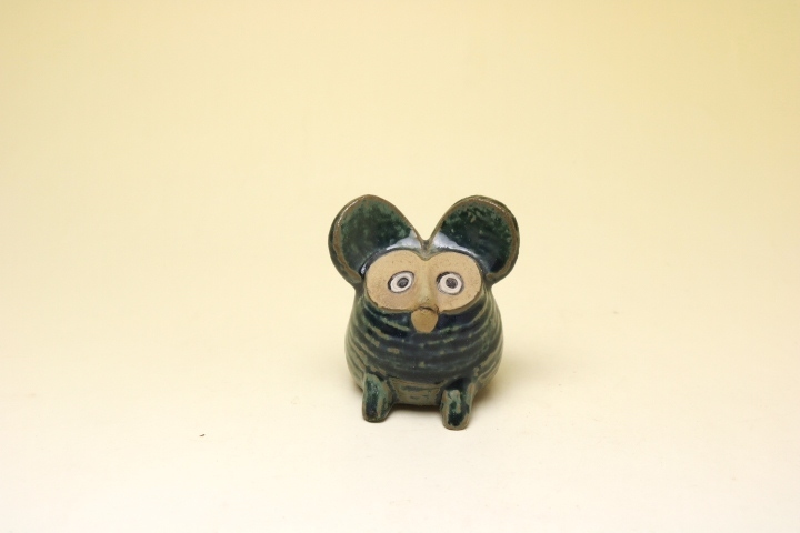 画像1: LISA LARSON MENAGERI/Spokmusリサ・ラーソン ネズミ (1)