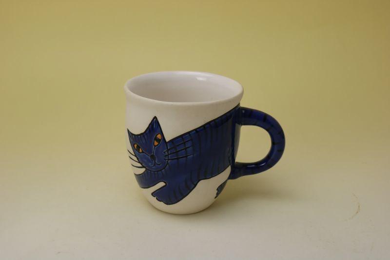 画像1: GABRIELガブリエル/ネコ ビッグマグカップ (1)