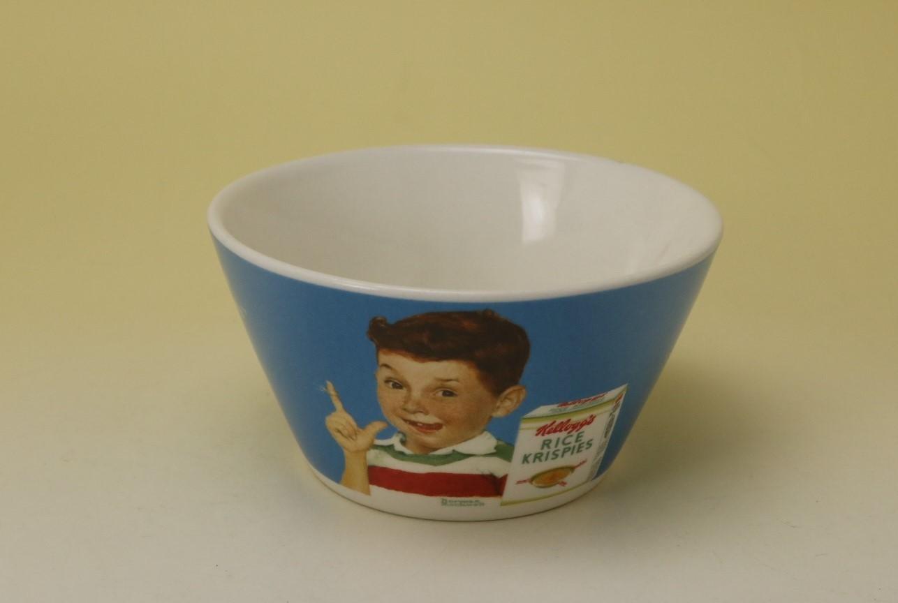 画像1: Vintage Kellogg Bowl/ヴィンテージ ケロッグ ボウル (1)