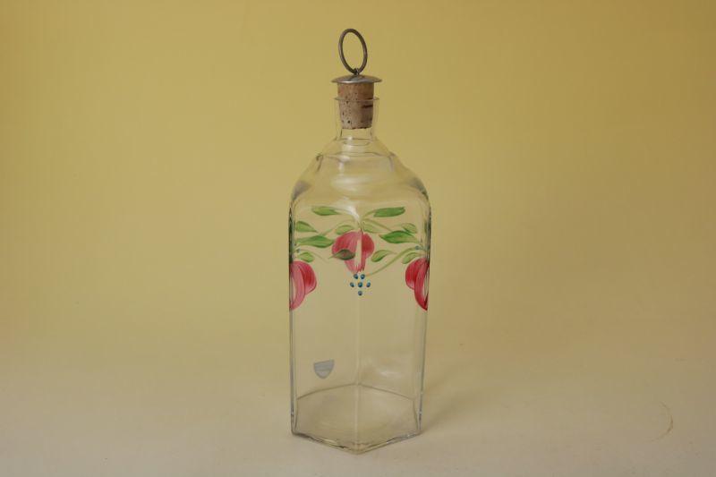 画像1: Orrefors Eva Englund Glass bottle Maja/オレフォス ガラスボトル【未使用】  (1)