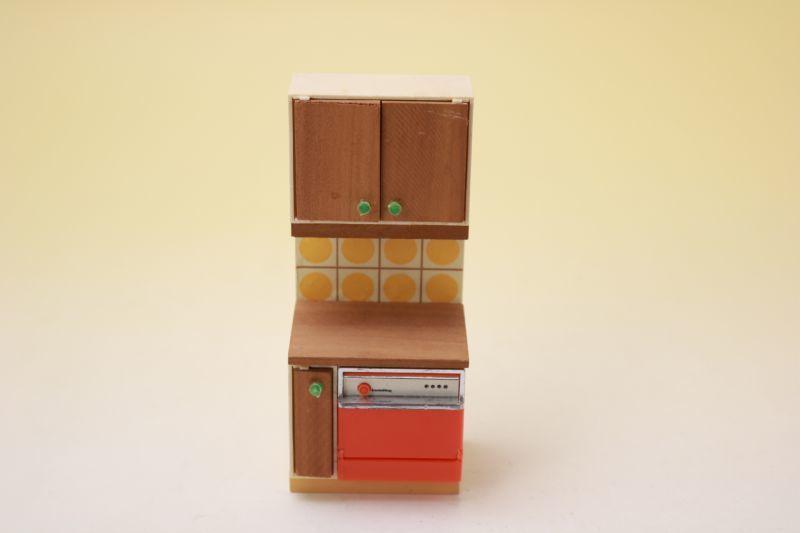 画像1: Lundbyドールハウス/ミニチュア家具 食洗機 (1)