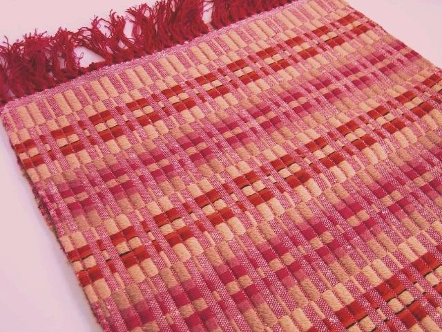 画像1: 手織 北欧織物ROBP  (1)